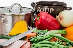 Zelenina a riady