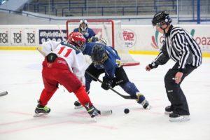 Hokejové rukavice sú neodmysliteľnou súčasťou hráča