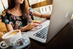 Nákup cez internet z pohodlia domova