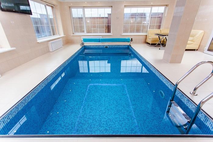 Murovany bazen a jeho benefity